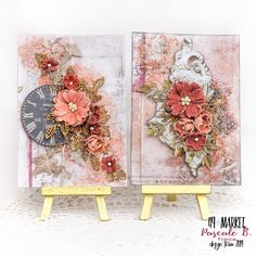 Scrap Made in Touraine: Spring cards- 49 and Market DT Scrapbook Blog, Scrapbooking, Background Paper, Mixed Media Cards, Medium Art, Watercolor Paper, Spring, Vintage World Maps, Canvas Art