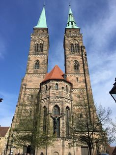 St. Sebaldus Church (St. Sebaldus Kirche) - Nuremberg, Germany