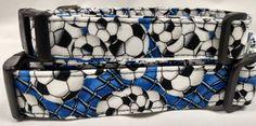 Soccer Dog Collar by HalasPaws on Etsy
