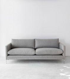 Oslo Sofa <3 Den må jeg eje 2 stk af / 2015... Inger Petersen