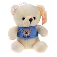 Lovely Stuffed Bear Plush Doll Toy