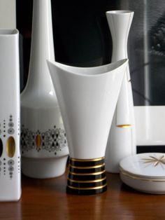 Heinrich Gemmo vases from #MidCenturyFLA