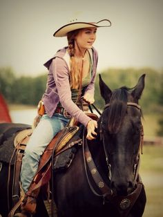 Would love to get a horse & ride outta town someday.