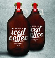 Birch Coffee Cold Brew Growlers