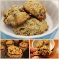Paleo Lactation Cookies, grain-free, dairy-free