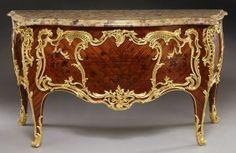 170: Paul Sormani Louis XV style commode, : Lot 170