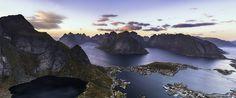 Reinebringen Panorama by Irinel Cirlanaru on 500px