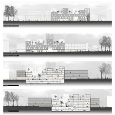 Rain Architecture, Multiproposal gallery - Archiable - Platform for architecture student