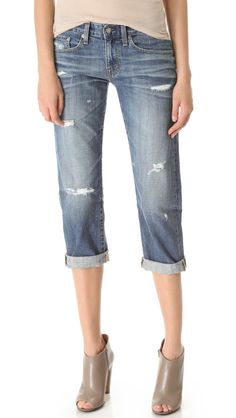 Project Nursery - Ex Boyfriend Crop Jeans from AG Adriano Goldschmied