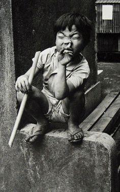 by Nobuyoshi Araki - taken in Tokyo 1962