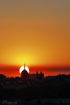 @TropicalSunsets 01 Nov 2015 Sunset in Portugal