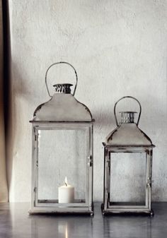 just love lanterns Lanterns Decor, Candle Lanterns, Candle Sconces, Entryway Decor, Diy Bedroom Decor, Chandeliers, Modern Rustic Decor, Modern Interior Design, Decoration