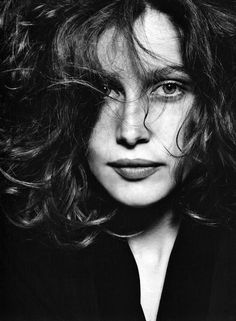 Laetitia Casta (1978) - French actress and model. Photo Jan Welters