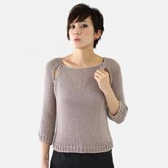 WOOL AND THE GANG : SEXY BACK SWEATER \16,800