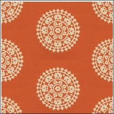 Kravet Couture Torballi in Papaya #31700-12 (Pillow Cover)