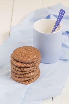 Cocinando sabores: Galletas brownie de chocolate