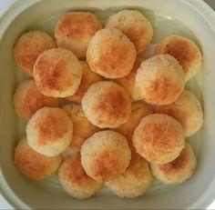 Pastelitos de coco para #Mycook http://www.mycook.es/receta/pastelitos-de-coco/