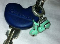 Vespa key... Vespa, Key, Personalized Items, My Style, Wasp, Hornet, Unique Key, Vespas