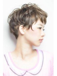 デザインショート【keep hair desigin.木田昌吾】