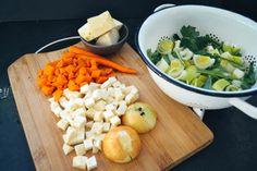 kleingeschnittenes Suppengemüse Soups And Stews, Stew