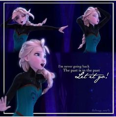 Day 7: Favorite song sung by a princess. I love Let It Go!  It celebrates Elsa being able to freely use her powers for the first time in forever!  ;-)