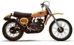 1975 Suzuki TM400
