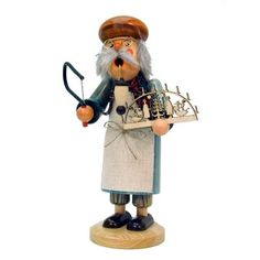Ulbricht Wood Carver Incense Smoker - http://christmasshortstory.com/shop/shop/incense-smokers/ulbricht-wood-carver-incense-smoker/