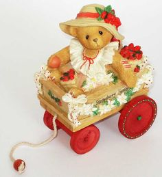 Heidi´s Cherished Teddies Galerie: DIANE - I Picked The Beary Best For You (202991)