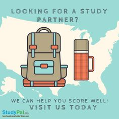 Looking for a #study #partner? We can help you #score well. Visit us today!!