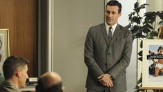 Lessons From 'Mad Men': Sales Tips From Don Draper