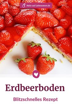 Erdbeerboden schnell und einfach selber backen The strawberry season is upon us and what could be more delicious than a generous strawberry ground? He's just baked himself with this recipe. Brownie Cookies, Chocolate Chip Cookie Bars, Chocolate Cake Mixes, Homemade Brownie Mix, Homemade Brownies, Cookie Recipes, Dessert Recipes, Dinner Recipes, Brownie Recipes