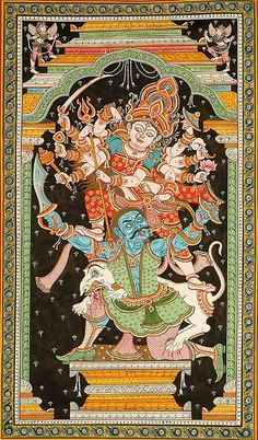 patachitra paintings - Google Search