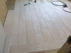 Amazing Useful Tips: Farmhouse Flooring Bamboo herringbone flooring dream homes.Old Flooring Texture mosaic flooring house. Pallet Floors, Diy Wood Floors, Concrete Floors, Hardwood Floors, Linoleum Flooring, Timber Flooring, Stone Flooring, Penny Flooring, Cheap Bathroom Flooring