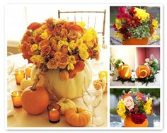 Fall Weddings/Pretty Little Pumpkins « Wedding Ideas, Top Wedding Blog's, Wedding Trends 2014 – David Tutera's It's a Bride's Life