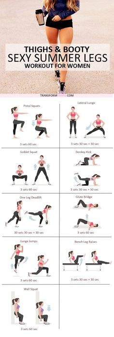 Repin and share if this workout gave you sexy summer legs! Follow Personal Trainer at Pinterest.com/SuperDFitness Now!