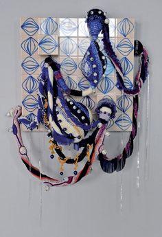 Joana Vasconcelos, Blue Onion