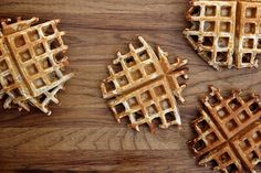 Whole Grain Waffles with Millet and Poppy   Joy the Baker