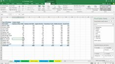 How to Create A Pivot Table - Home Office Furniture Desk Check more at http://www.nikkitsfun.com/how-to-create-a-pivot-table/