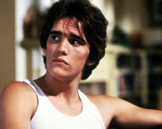 Why would you think that? Young Matt Dillon, Ralph Macchio The Outsiders, Teen Posters, The Outsiders 1983, Dallas Winston, Rob Lowe, Steve Harrington, Cute Actors, Good Looking Men