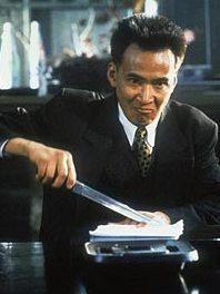Sato, Black Rain (the movie) - 松田優作 Wakayama, Bad Girls Club, Bad Boys, Black Rain Movie, Ridley Scott Movies, I Movie, Movie Stars, Saint Yves, Thriller Film