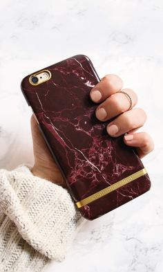 RICHMOND& FINCH IPHONE-CASE http://www.rockinitems.com/RichmondFinch-Red-Marble-Glossy