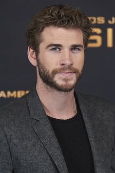Get Ready to Swoon Over Liam Hemsworth's Latest Hunger Games Appearance
