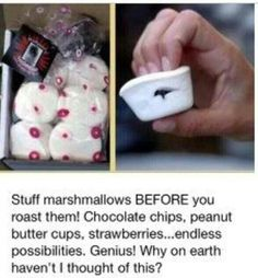 Pre Stuffed Marshmallows