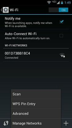 How To Use WiFi Settings - LG G FLex. #lg #lggflex #gflex