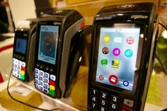 Ingenico's new card payment terminals make room for apps - There's an app for everything, it seems, and increasingly an app on everything: phones, TVs, robots... and soon even the payment terminals used with chip-based bank cards.