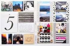 Project Life: June NYC Trip | the single girl's scrapbook