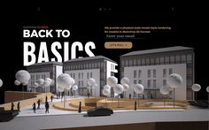 Back to Basics - ScaleModel. Kiosk Design, Wacom Intuos, Back To Basics, Scale Models, Graphic Design, Gallery, Behance, Rendering Architecture, Architectural Presentation