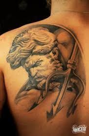 Image result for tattoo images of octopus with a king and fork
