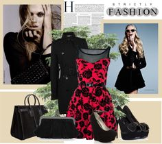 """ROMANTIC SET FOR YOUR DATE WITH ANA MARIA PAULA FROM PERU"" by anamariapaula on Polyvore"