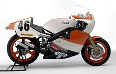 Buell RW750...the bike that launched the brand and the career of Eric Buell.